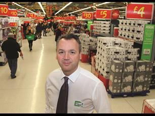 Asda boss Andy Clarke has become president of IGD